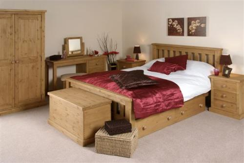 Chunky Bedroom Furniture