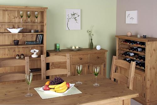 Chunky Dining Room Furniture