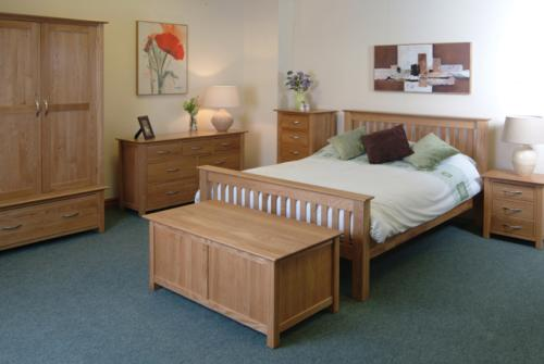 New Oak Bedroom Furniture