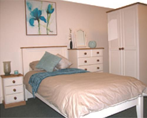 Tarka Painted Bedroom Furniture